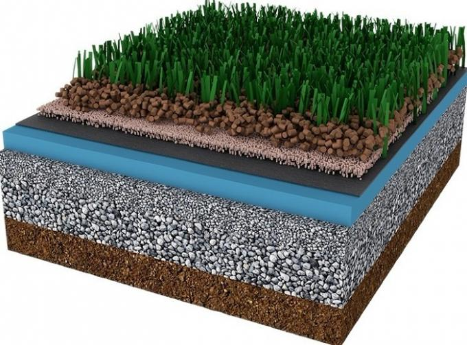 Economical TPE Rubber Infill For Artificial Turf Low Applied Amount Odorless Anti-Static Long Lifespan 7