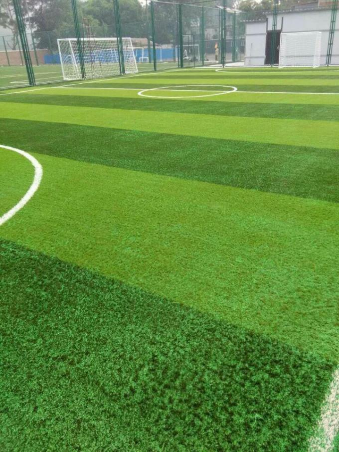 Environmental Friendly Artificial Grass Infill SEBS Rubber Granules Odorless Anti-Static With TPE / TPV At FIFA Standard 7