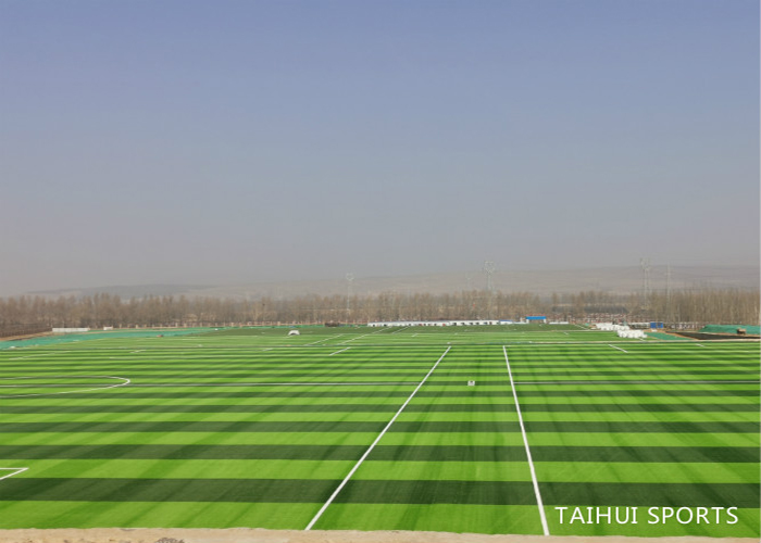 Changzhou Taihui support project | Shanxi Youyu National Teenager Football Training Base(图3)
