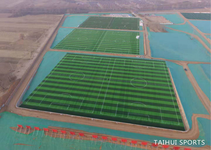 Changzhou Taihui support project | Shanxi Youyu National Teenager Football Training Base(图1)