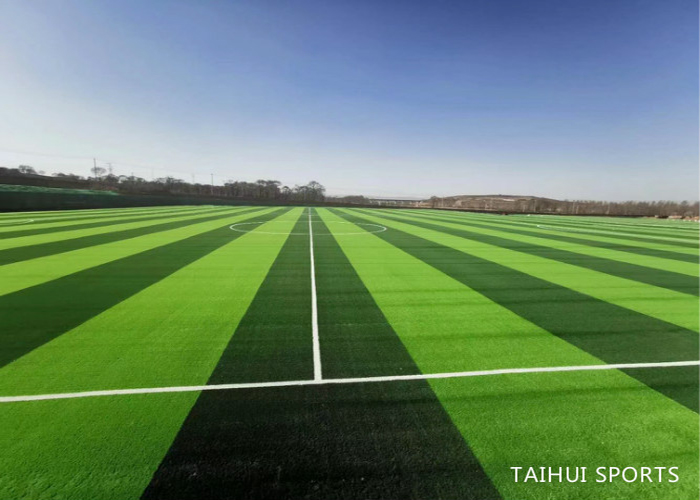 Changzhou Taihui support project | Shanxi Youyu National Teenager Football Training Base(图2)