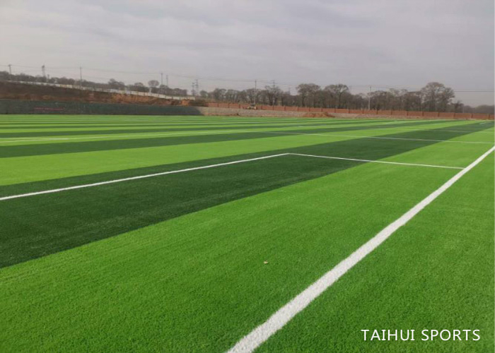 Changzhou Taihui support project | Shanxi Youyu National Teenager Football Training Base(图4)